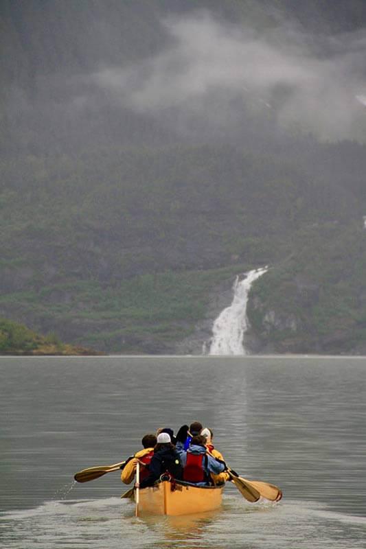 Mendenhall paddle