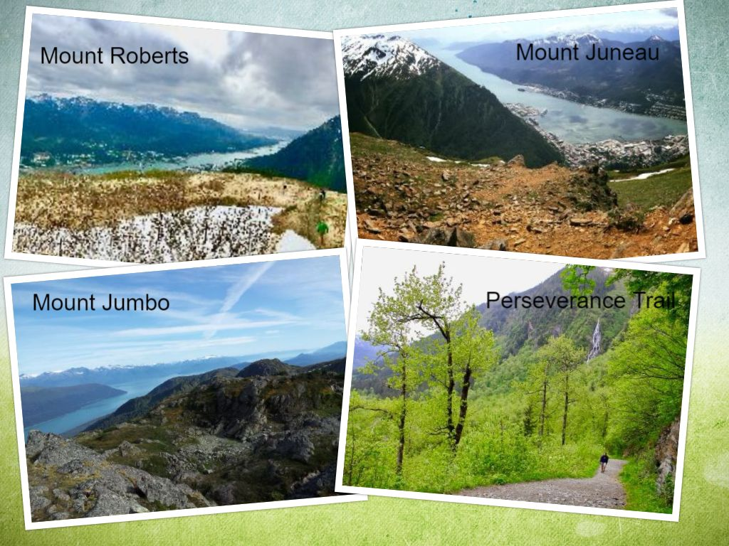 Hiking in Alaska - popular hikes in and near Juneau