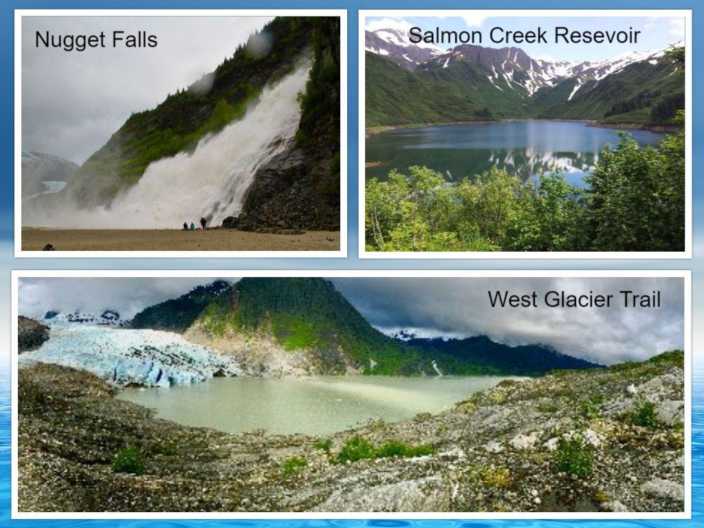 Images of Juneau Alaska hiking trails